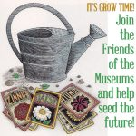 Join the Friends of the Museums